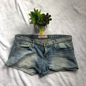 Just USA jean shorts